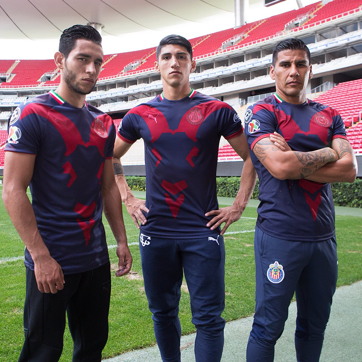 official photos 82838 242af Chivas 2019 Puma Third Kit | 18/19 Kits | Football shirt blog