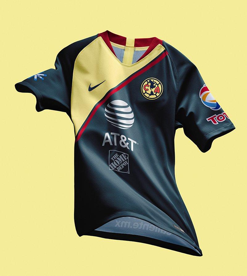 ... Click to enlarge image club america 18 19 nike away kit d.jpg 73953d287
