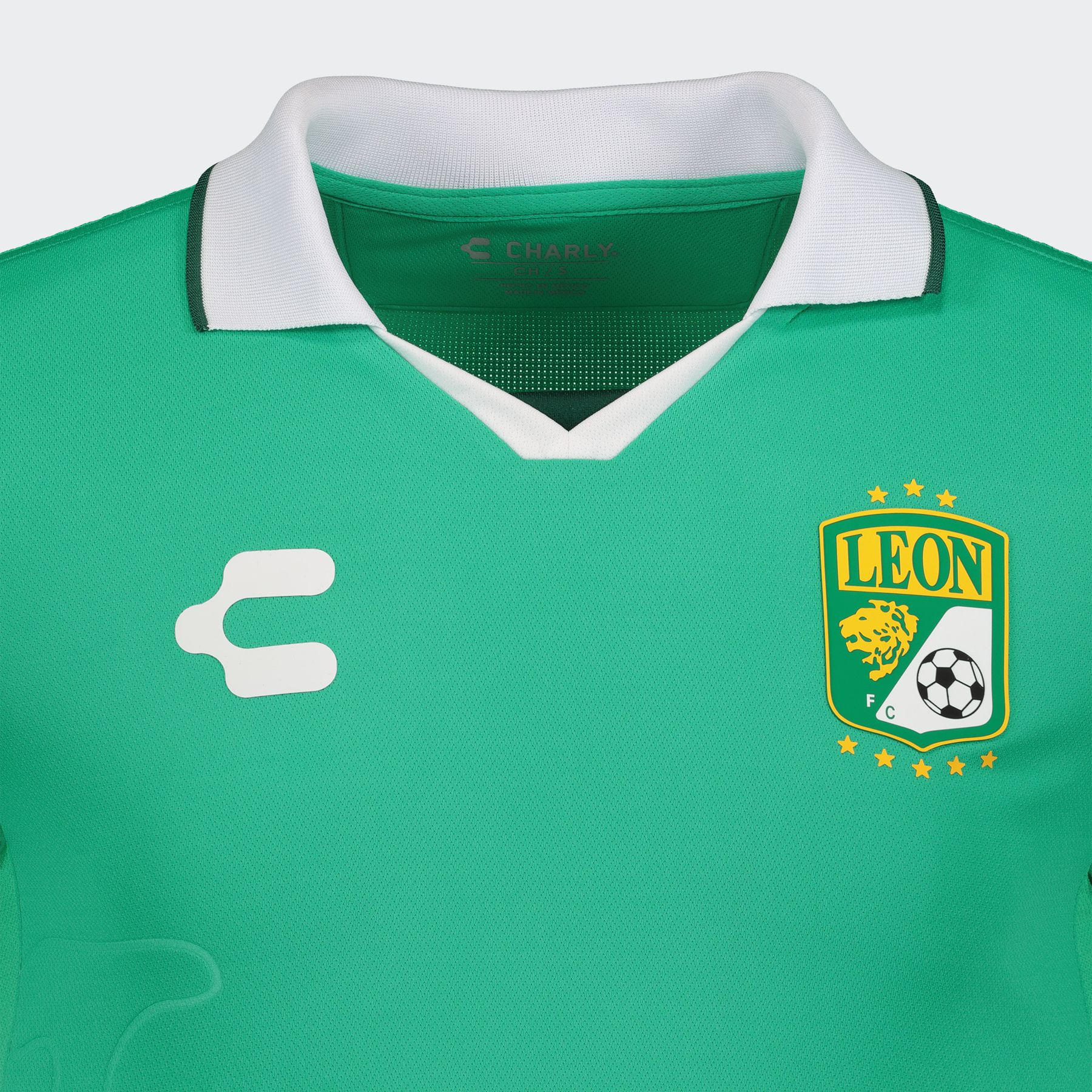 Pirma Leon Home Jersey 19//20 Green Size Small