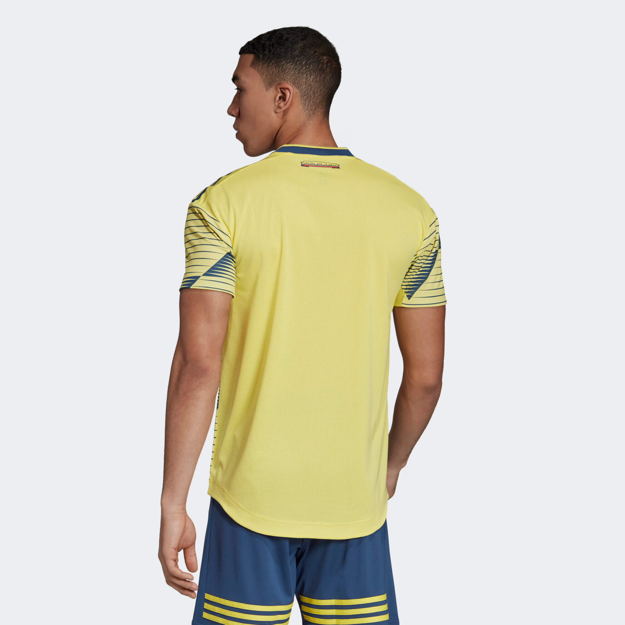 bdc65171840 ... Click to enlarge image colombia 2019 copa america adidas home kit 7.jpg  ...