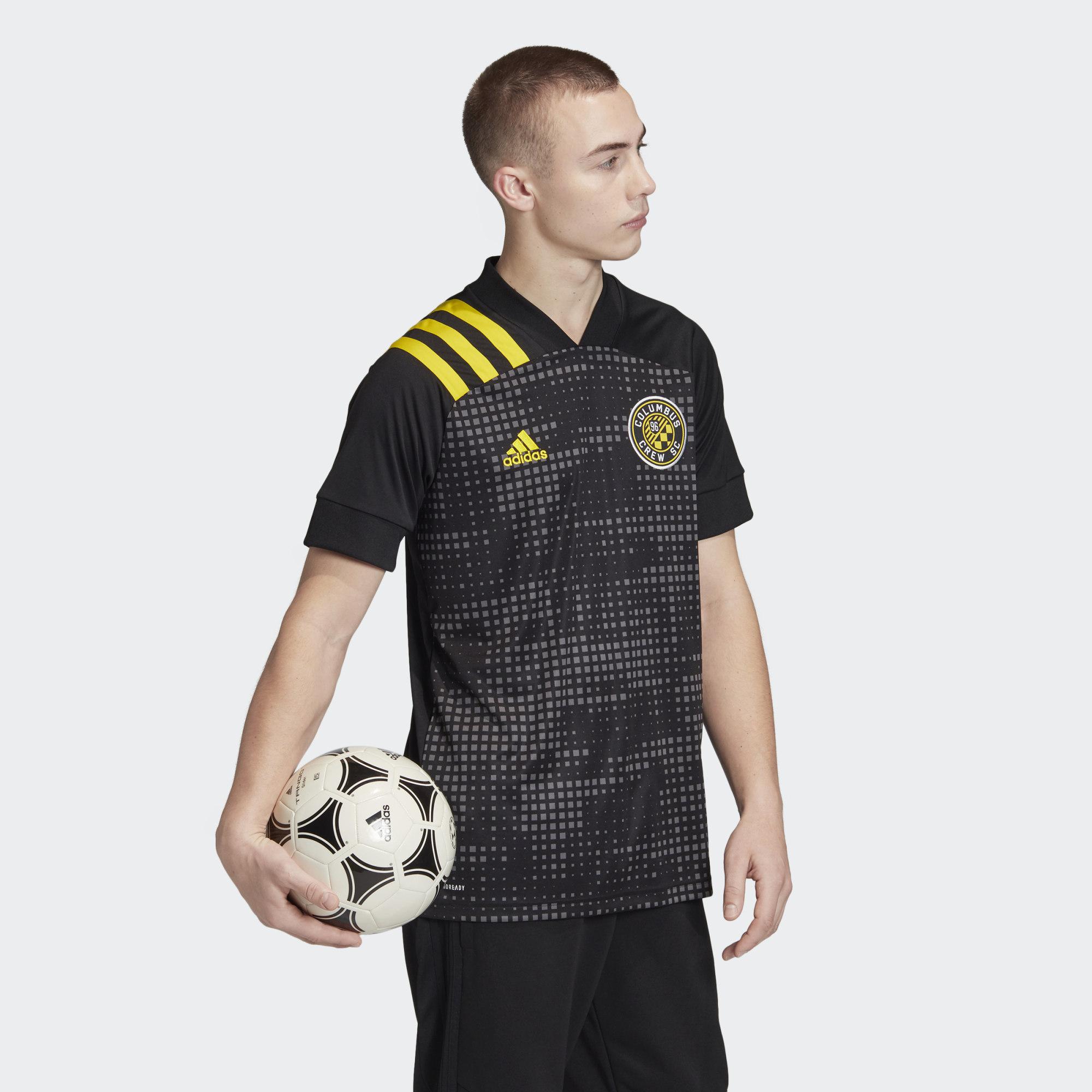 Columbus Crew 2020-21 Adidas Away Kit   20/21 Kits   Football ...