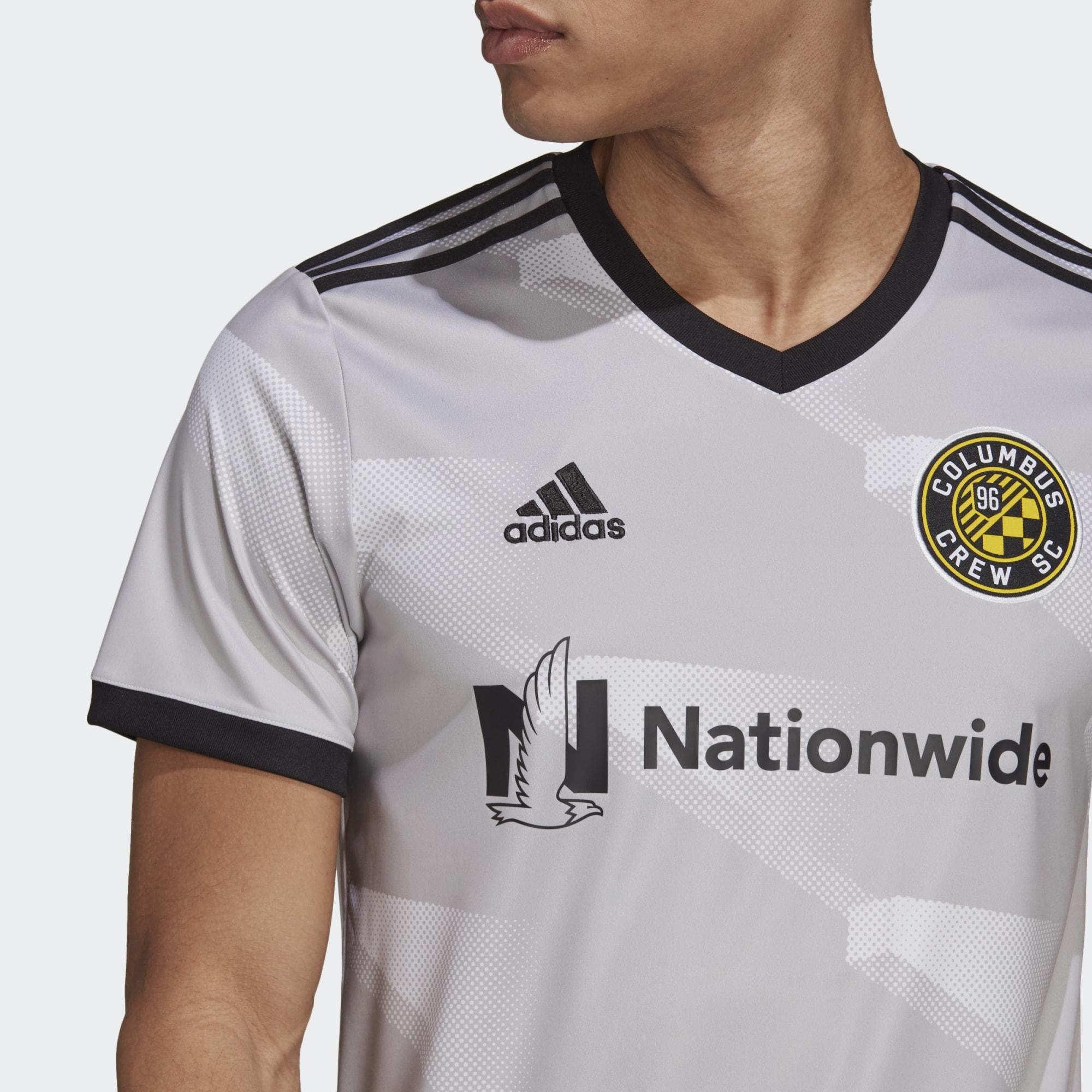 Columbus Crew 2021-22 Adidas Away Shirt   20/21 Kits   Football ...