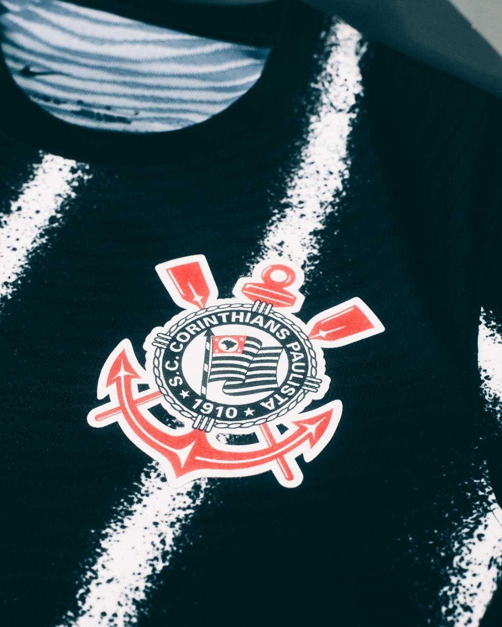 Corinthians 2021-22 Nike Away Shirt | 21/22 Kits | Football shirt blog