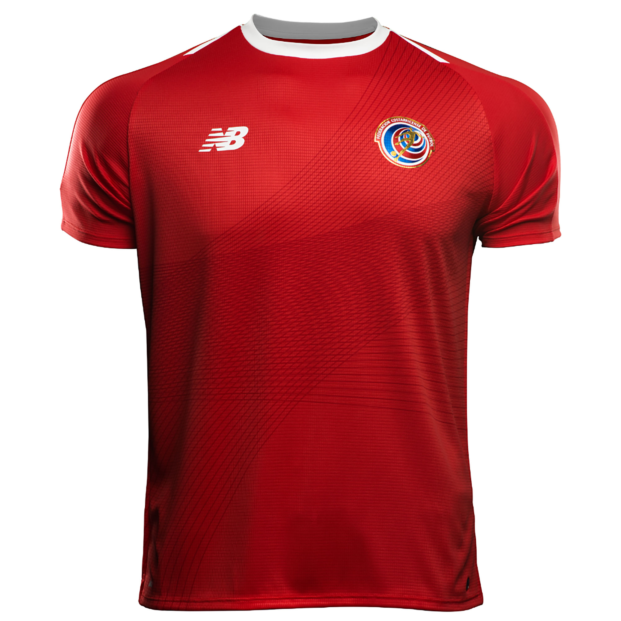 Click to enlarge image costa rica 2018 world cup new balance home kit a.jpg  ... a5642f21e