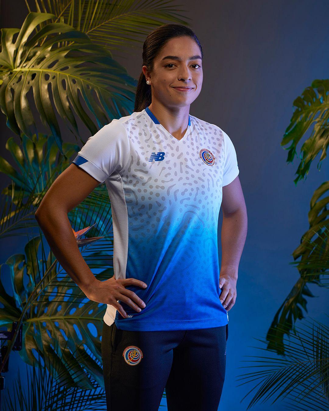 Costa Rica 2021 New Balance Away Kit | 20/21 Kits | Football shirt ...
