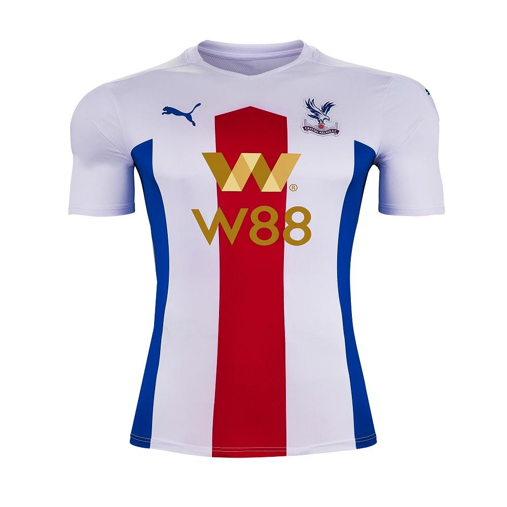 Crystal Palace 2020-21 Puma Away Kit | 20/21 Kits | Football shirt ...