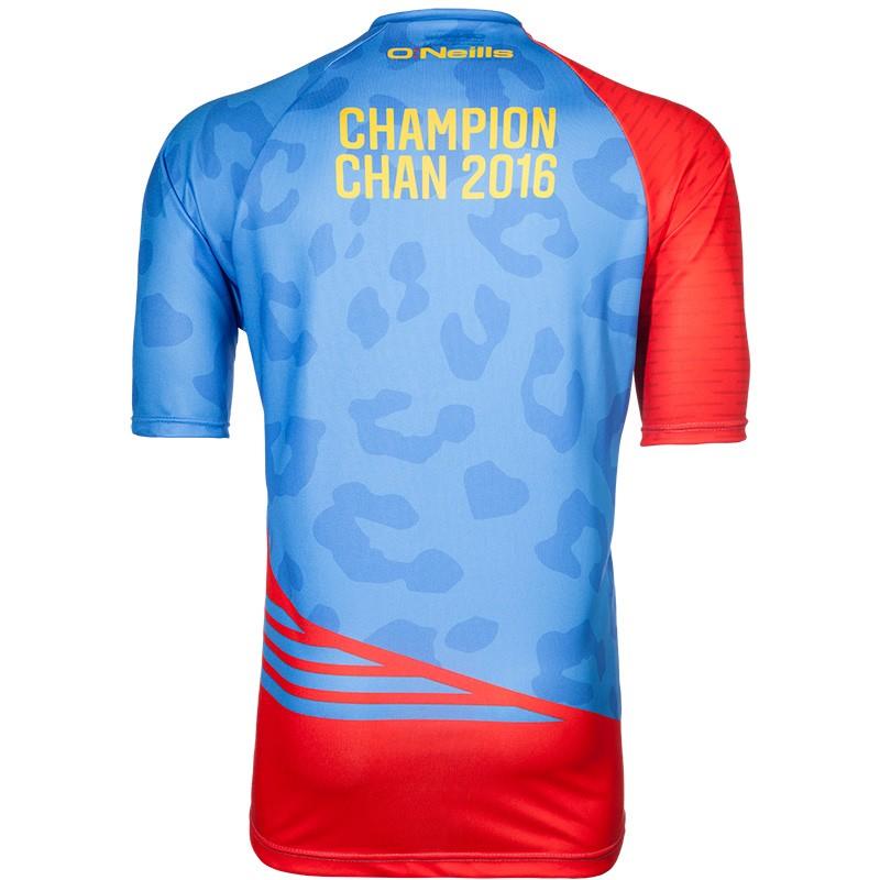 Democratic Republic Of Congo 2016 O Neills CHAN Champion Shirt  50c929134