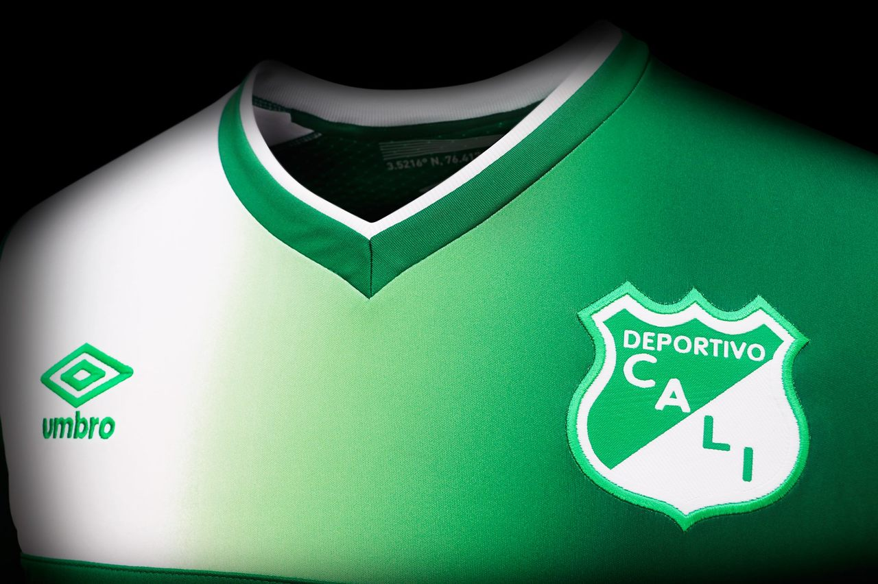 Deportivo Cali 2017 Umbro Home and Away Shirts | 17/18 Kits | Football shirt blog