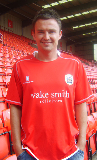 BARNSLEY Football Club are delighted to unveil the brand new Reds home shirt for the 2007/2008 Coca Cola Championship season.Designed and exclusively manufactured for the Oakwell Club, the new kit marks a return to the traditional 'Barnsley' red and features the logo of our new Main Club Sponsor - Wake Smith