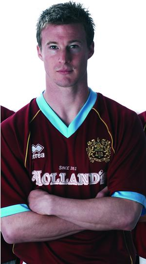 Burnley Football Club are proud to unveil the new home shirt to be worn for the 2007/08 season