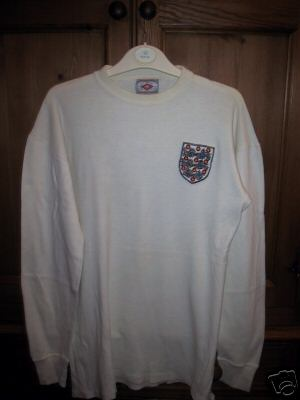 It was worn against either Uruguay in the Opening game of the Finals, the controversial & heated Argentina quarter final or the semi final against Portugal (which was widely acclaimed as the best game of the tournament).