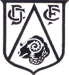 The shield was modified in 1946 when the rose and crown were removed and replaced with the letters DC (Derby County) and FC (Football Club) respectively.