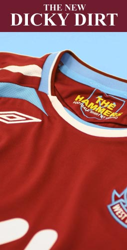 West Ham United is delighted to reveal their brand new home kit for the 2007-08 Barclays Premier League campaign.