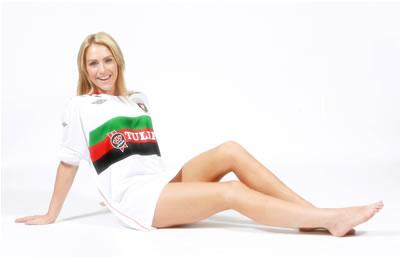 Glentoran FC launch their new all white home kit next week that resembles the late 60's kit worn by possibly one of the best ever Glentoran sides.
