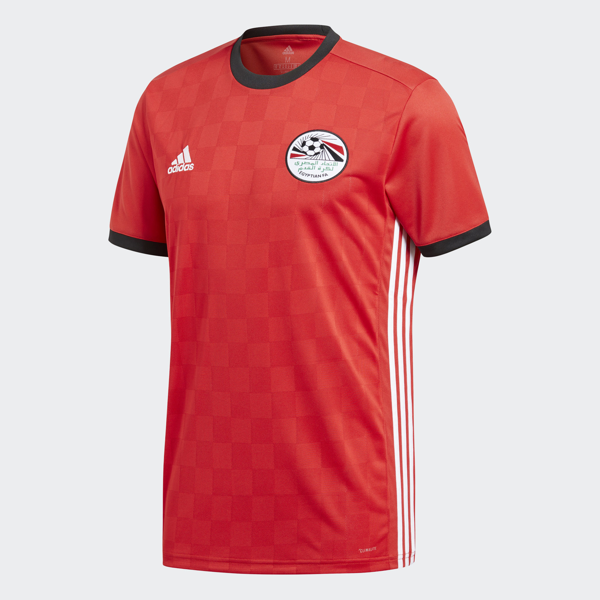 Egypt 2018 World Cup Adidas Home Kit 17 18 Kits