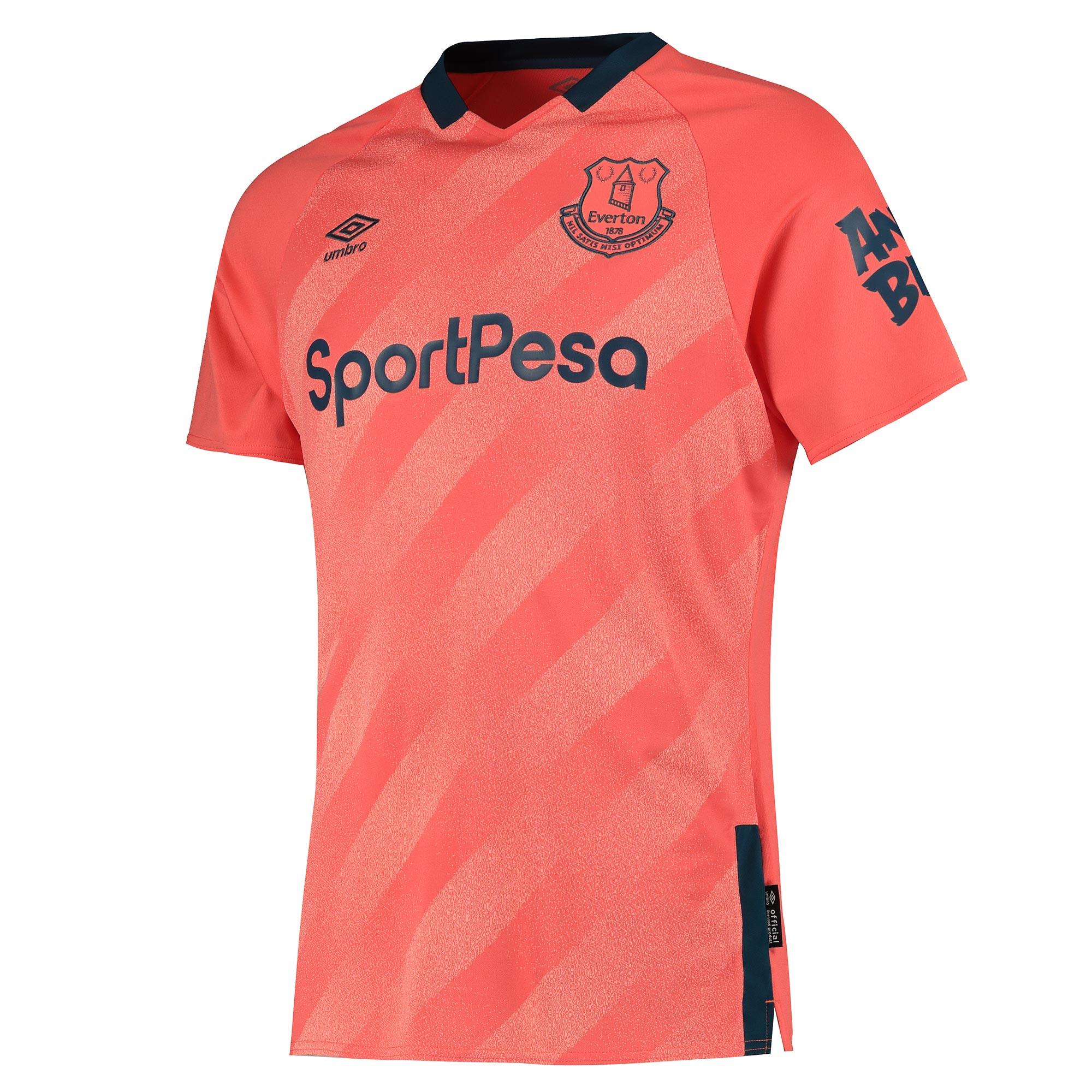 Everton 2019-20 Umbro Away Kit | 19/20 Kits | Football shirt blog