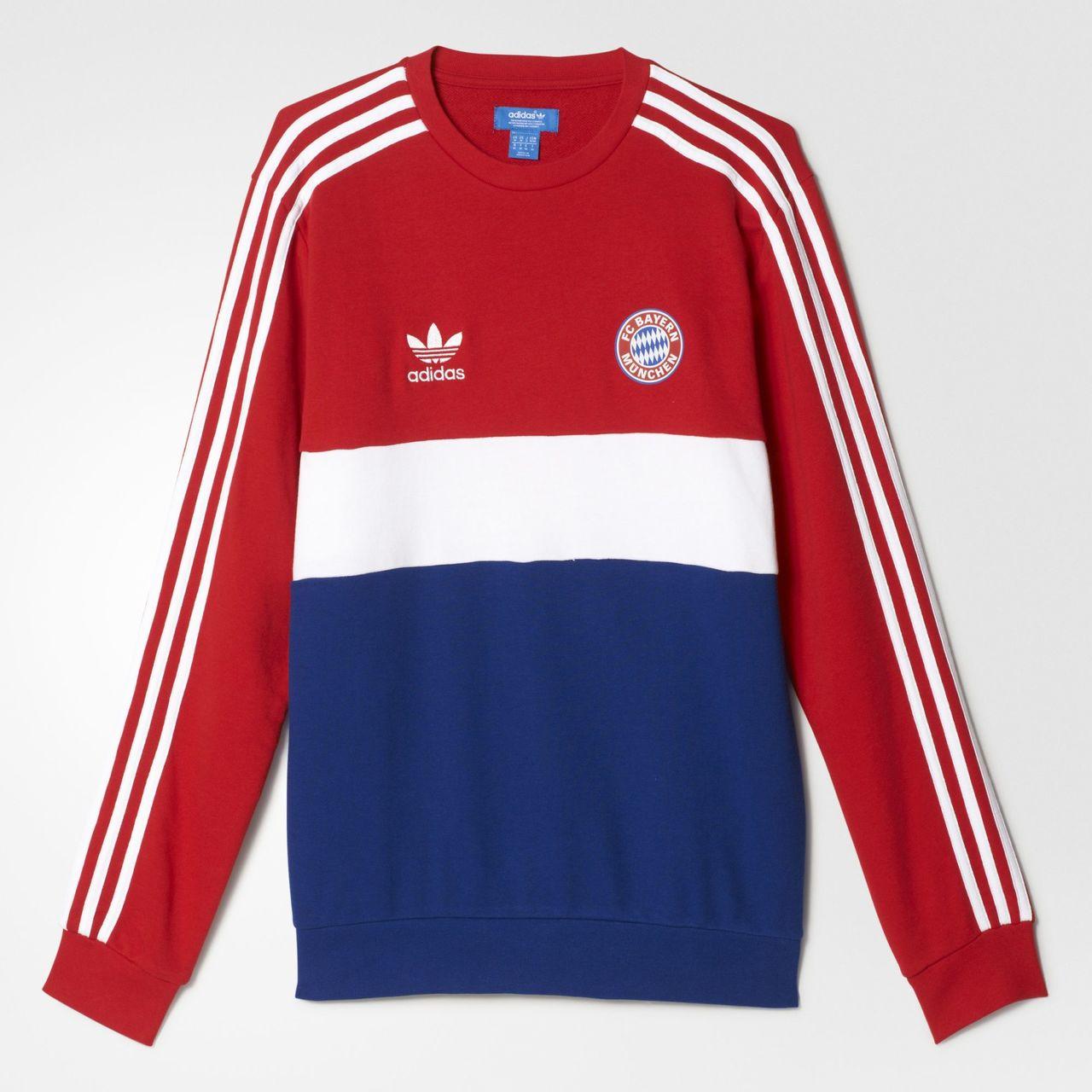 newest collection 1dbee 7b76f Adidas Originals Fc Bayern Retro Football Shirt | Azərbaycan ...