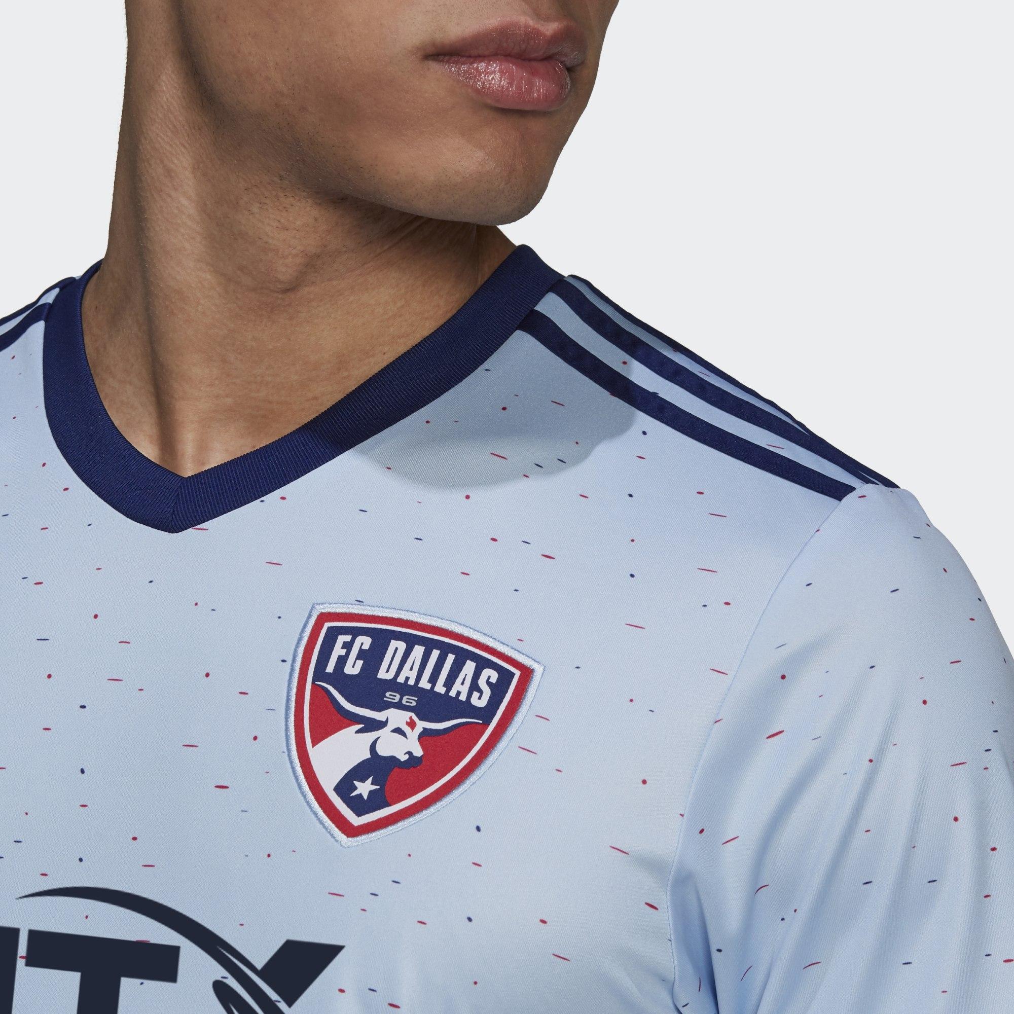 FC Dallas 2021-22 Adidas Away Shirt | 20/21 Kits | Football shirt blog