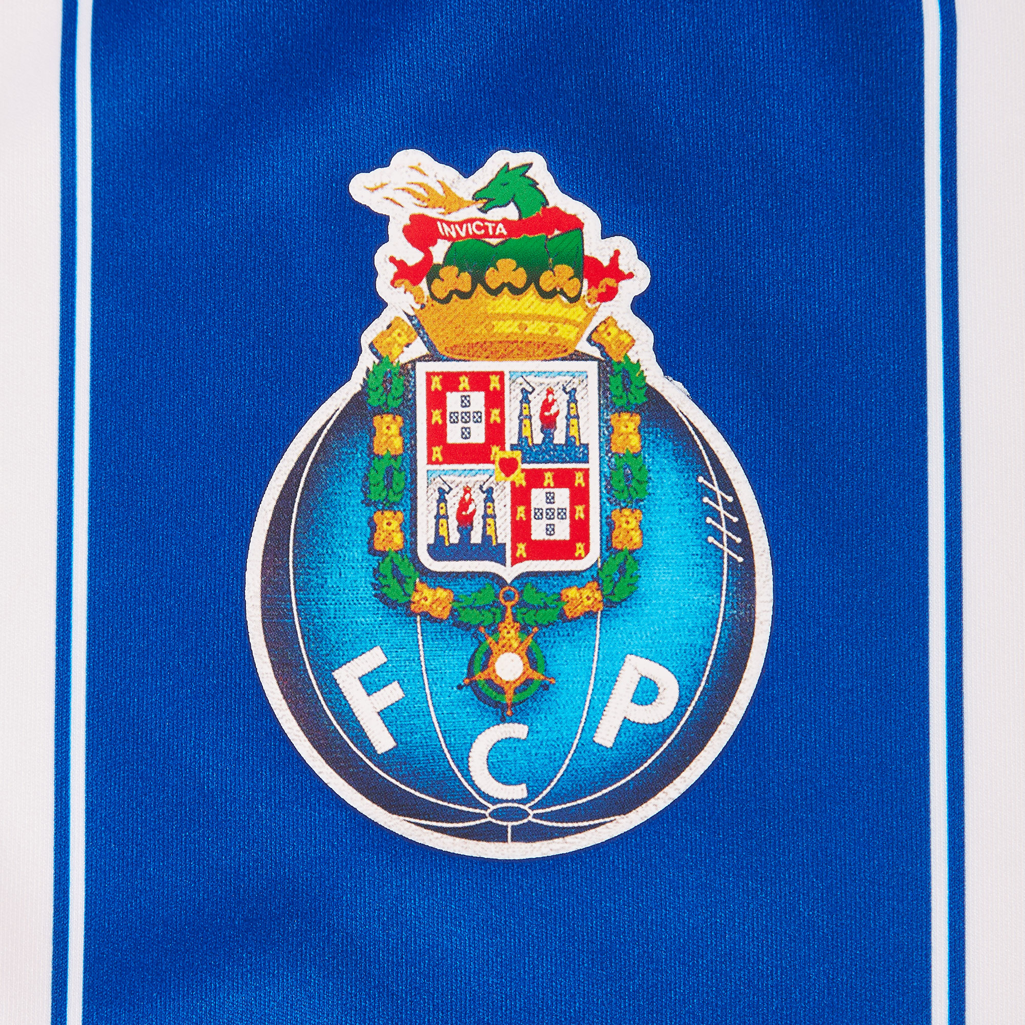 Fc Porto: FC Porto 2018-19 New Balance Home Kit