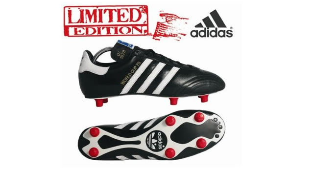 The Adidas World Cup 1978 Limited Edition Football Boots