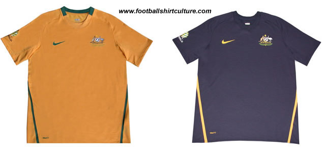 this new Socceroos home jersey which will be worn for the first time when Australia play Qatar