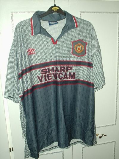 Manchester United Away 1995/96