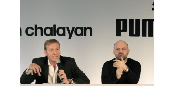 PUMA acquires majority stake in Hussein Chalayan
