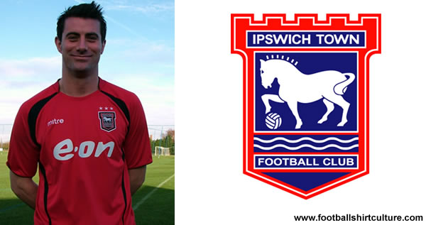 Ipswich have just announced the design for the away shirt 2008/09 made by Mitre