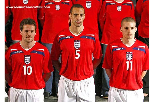 New england kit 08/09 by umbro