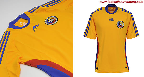 New romania home 08/09 adidas shirt