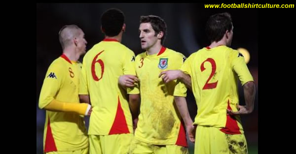 New Wales away Kit 08/09 made by Kappa
