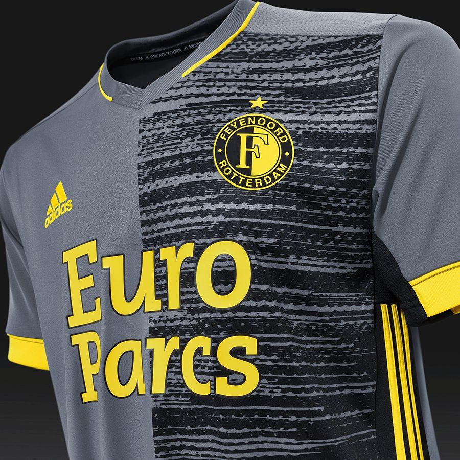 Feyenoord 2021-22 Adidas Away Shirt | 21/22 Kits | Football shirt blog