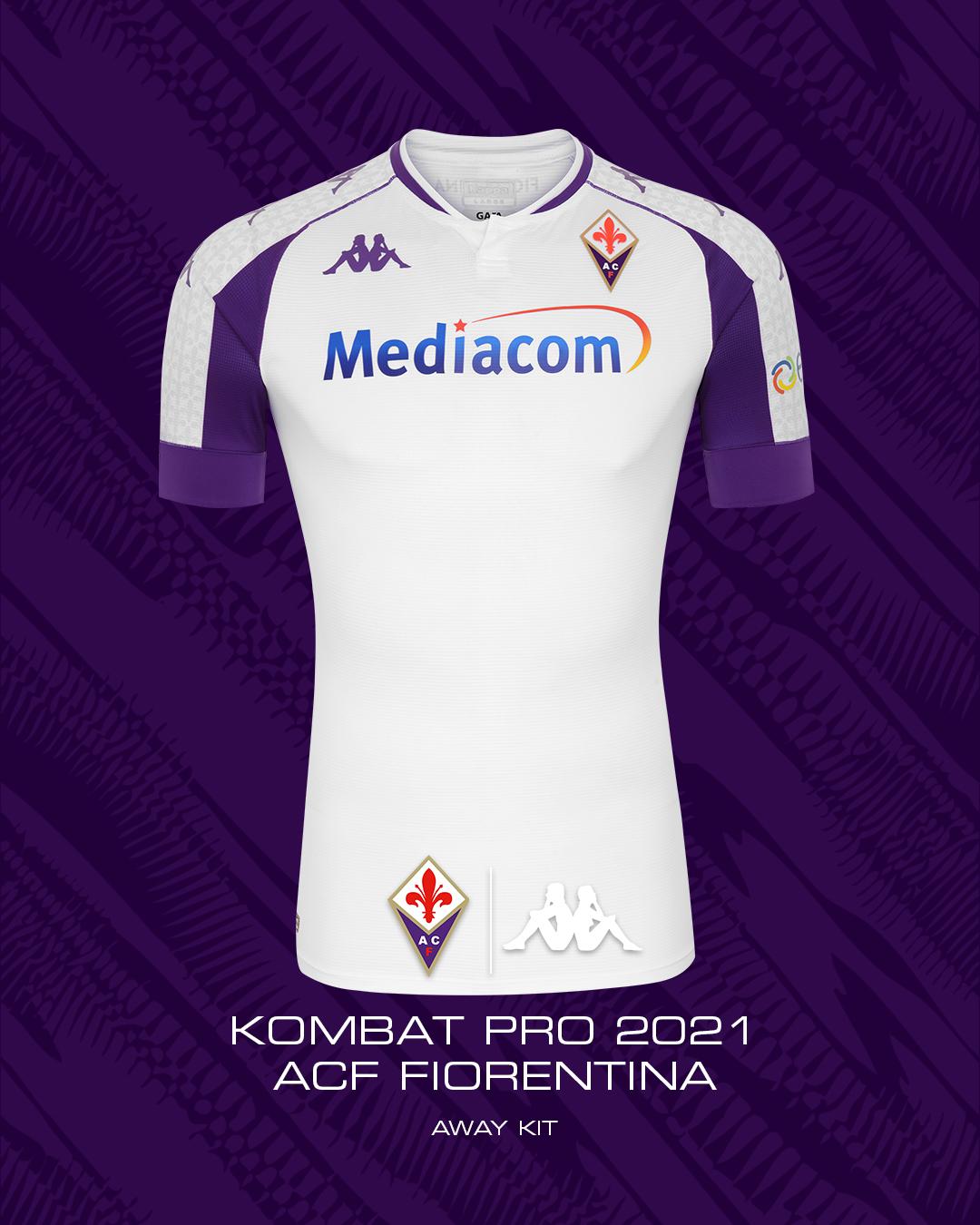 Fiorentina 2020-21 Kappa Away Kit | 20/21 Kits | Football shirt blog