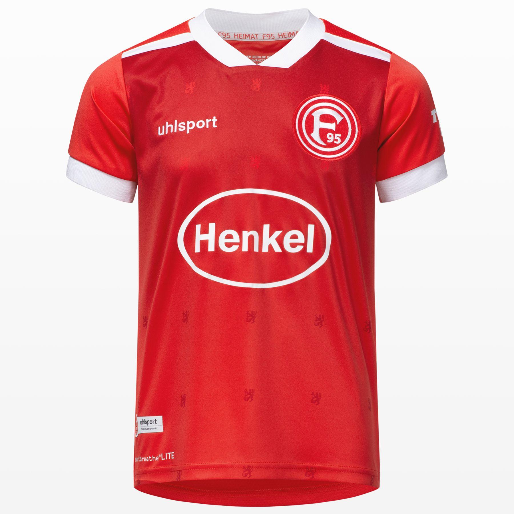 Fortuna D/üsseldorf Uhlsport Damen Heimtrikot 2020//2021