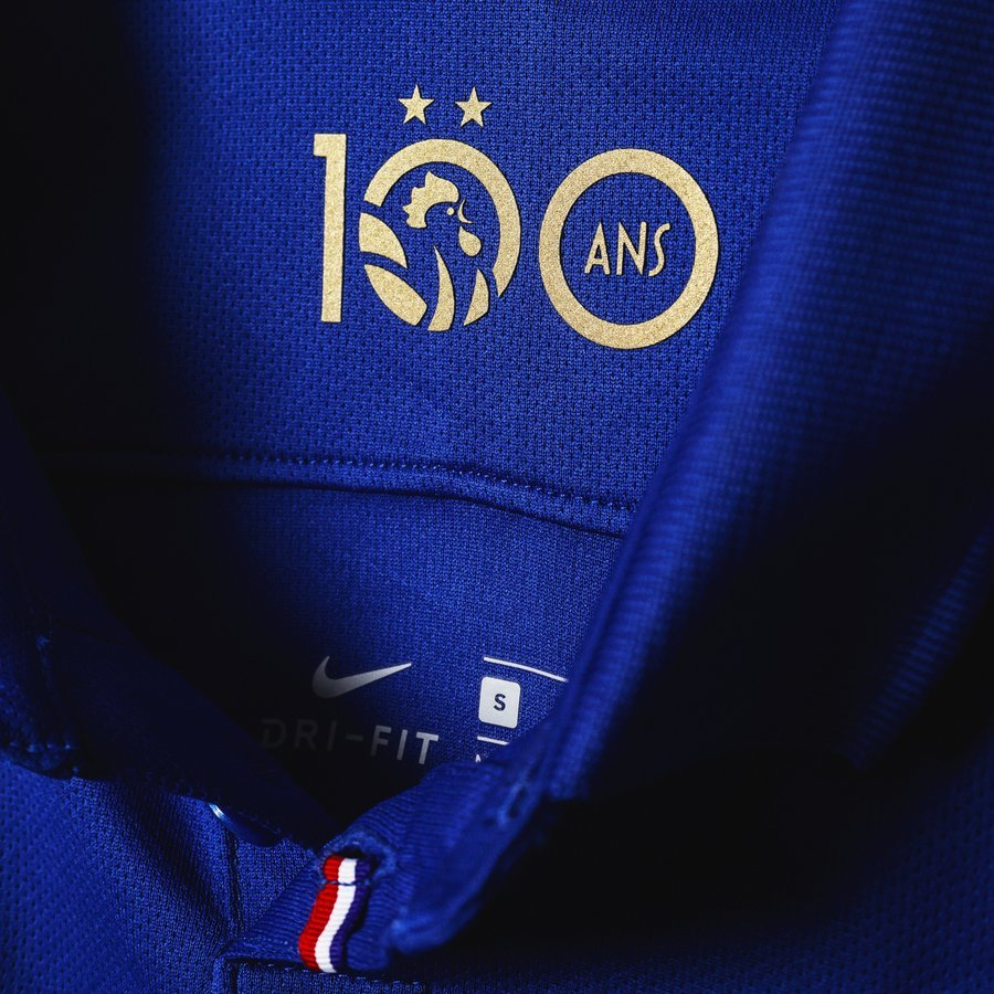b8863972a France 2019 Nike Centenary Kit | 18/19 Kits | Football shirt blog