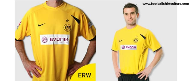 Borussia Dortmund Christmas Edition 2007 by Nike