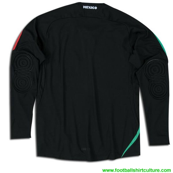 new mexico goalkeeper shirt 08/09 adidas