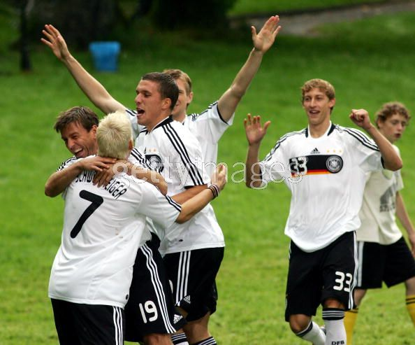 German National Team - Making Of Adidas Commercial