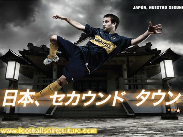 Several of the more symbolic places of public highway of buenos aires light up a new campaign of Nike, that celebrates the participation of Boca in the World Cup for Clubs, in Tokyo, Japan.