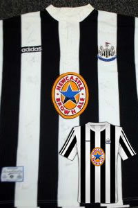 NEWCASTLE UNITED 95-96