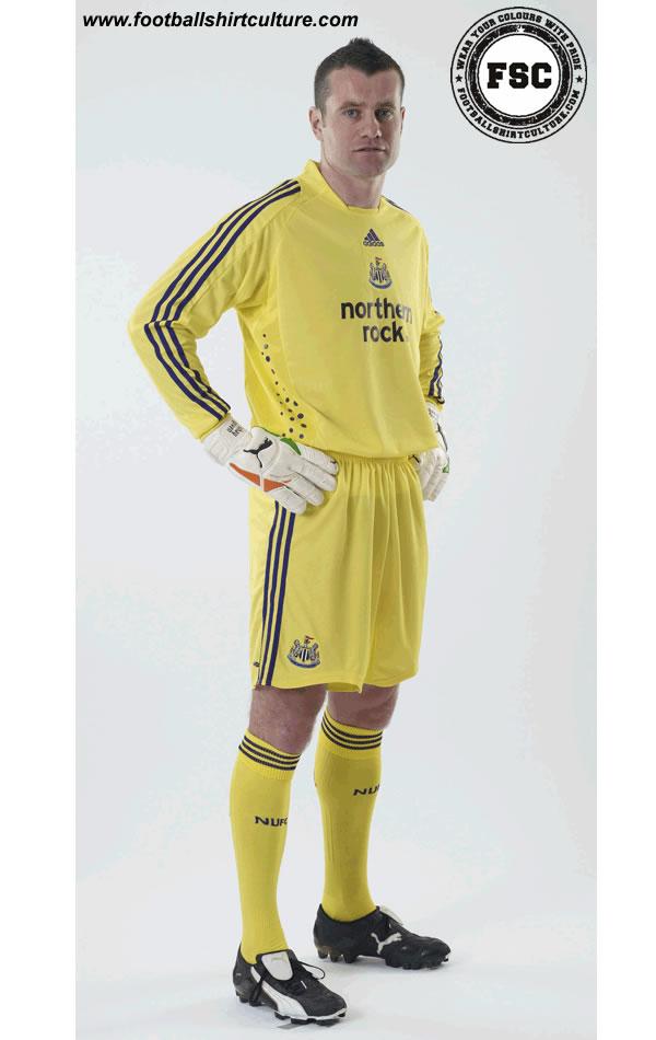 13830128db6 Newcastle United 08/09 Away Adidas Football kits | 08/09 kits ...