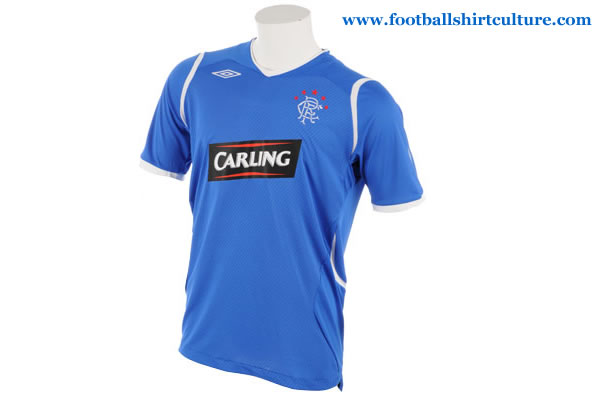 rangers umbro kit