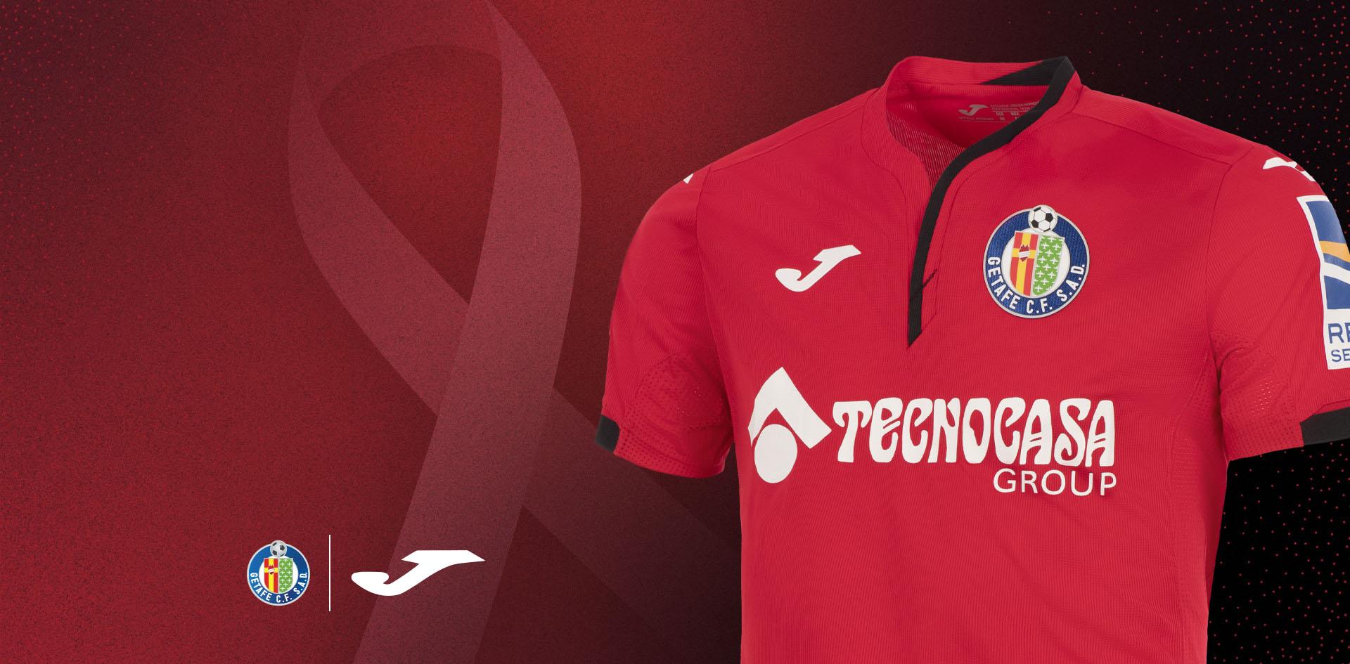Getafe 2020-21 Joma Home, Away and Third Shirts   20/21 Kits ...
