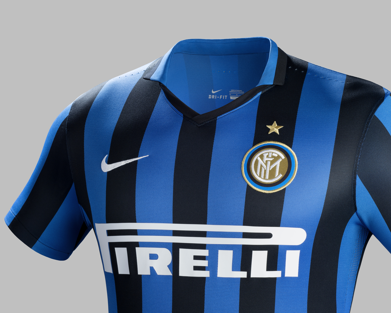 premium selection 80fba 052f5 Inter Milan 15/16 Nike Home Football Shirt | 15/16 Kits ...