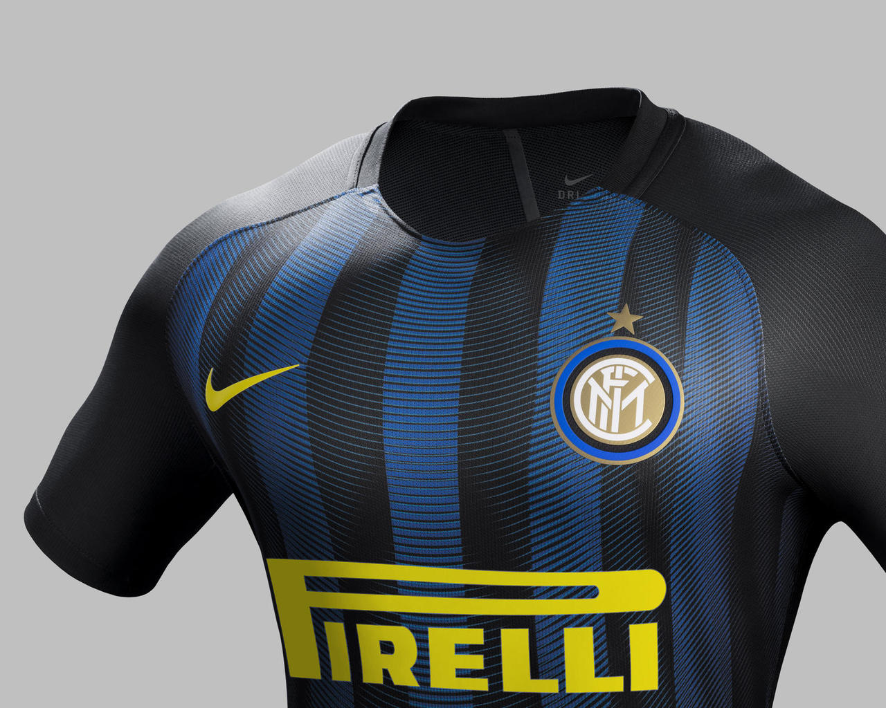 on sale 093fa 43c6e Inter Milan 16/17 Nike Home Kit | 16/17 Kits | Football ...