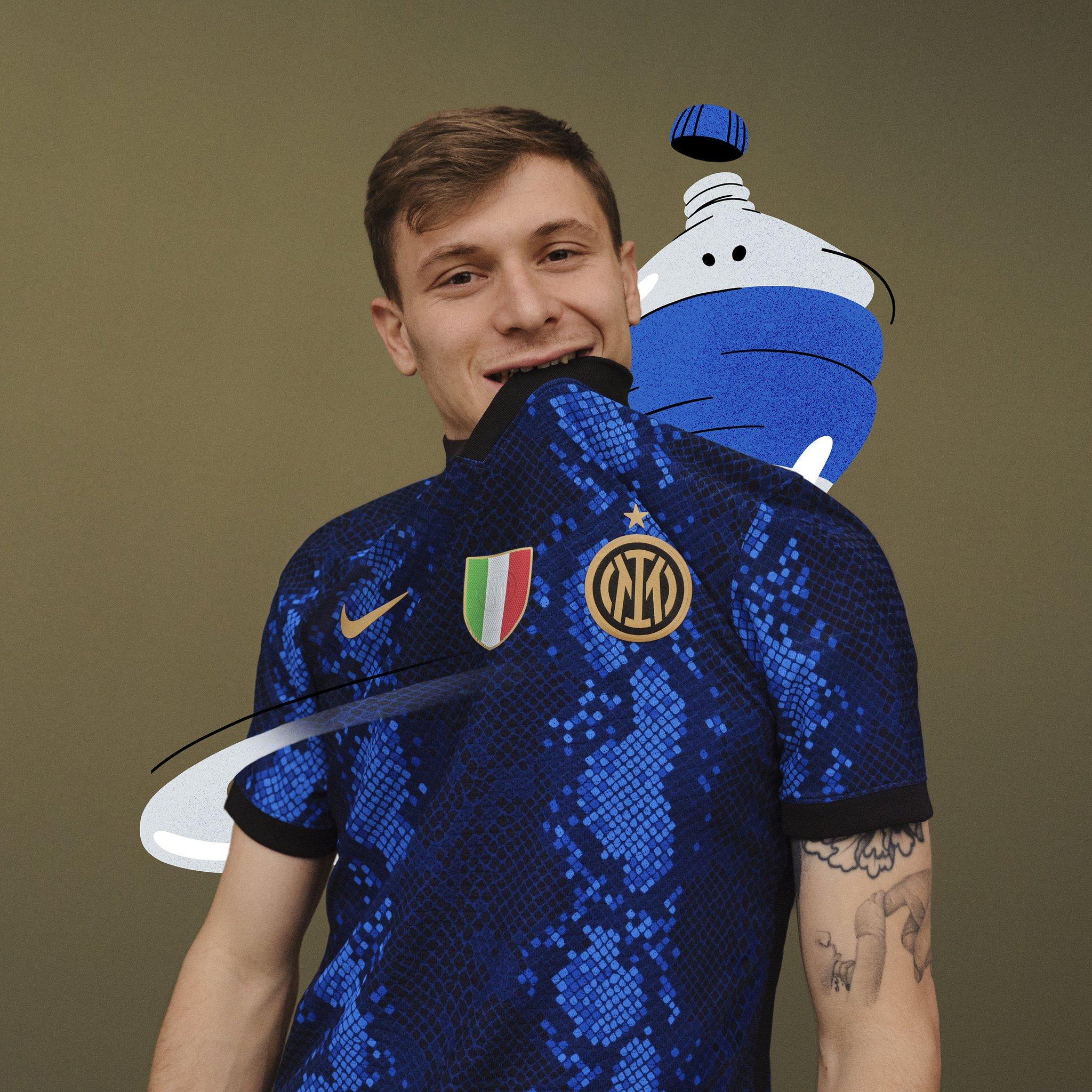 Inter Milan 2021-22 Nike Home Kit | 21/22 Kits | Football shirt blog
