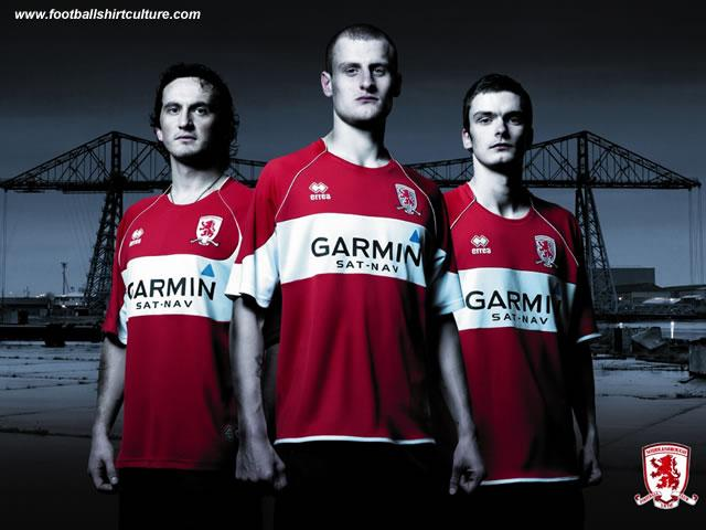 BORO have launched Top Idol, a poll to give the club's supporters a chance to choose next season's new home strip.