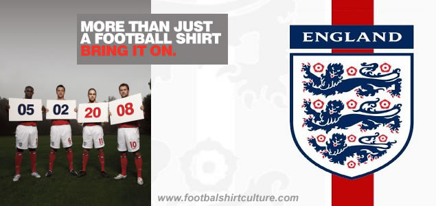JJB Sports has hit out at Umbro, saying that it will buy record low numbers of the new England away shirt because it is poorly designed, exacerbating the problem of the national football team's failure to qualify for Euro 2008.