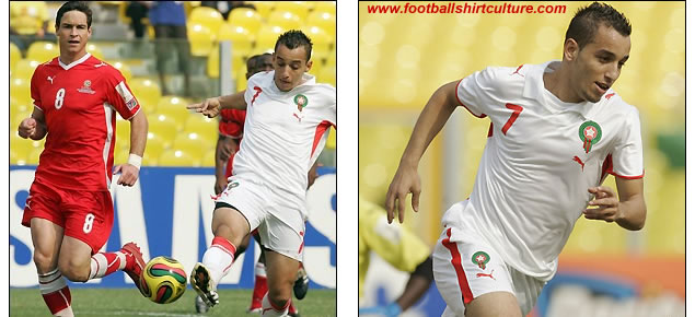 new morocco 3rd away puma v1.08 football kit