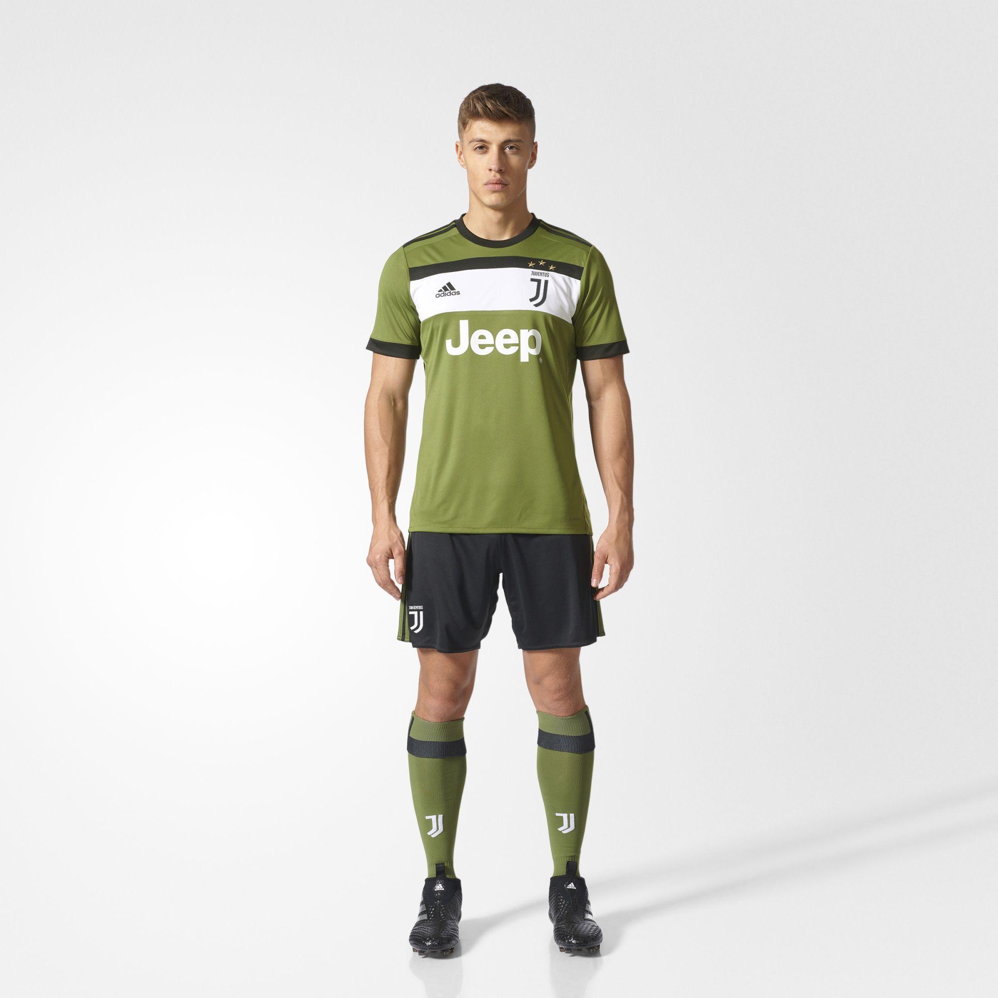 release date 6e17d 3a9b1 Juventus 17/18 Adidas Third Kit | 17/18 Kits | Football ...